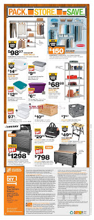 Home Depot Canada Flyer Valid August 17 - 23, 2018