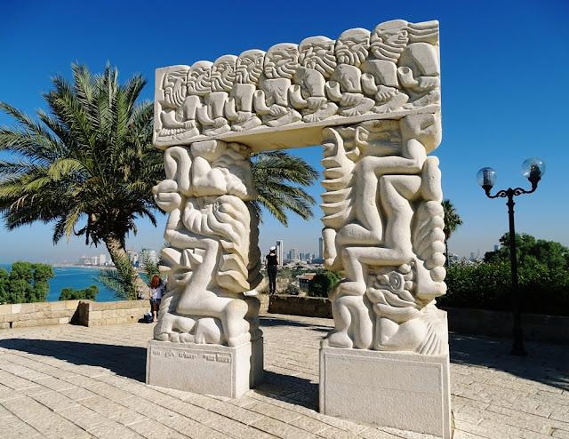 Tel Awiw, Izrael zwiedzanie