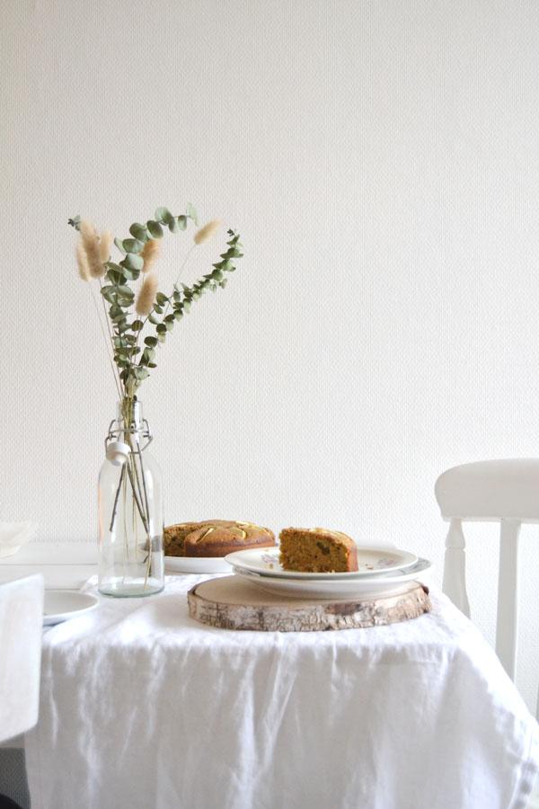 recette gateau pommes sans gluten puree amande spoonencore
