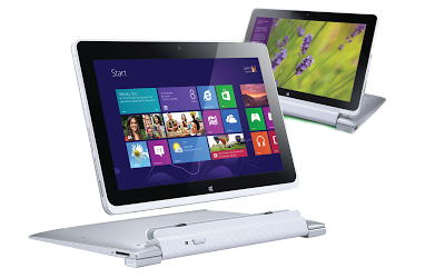 Acer Iconia W510 Tablet Hybrid Windows 8