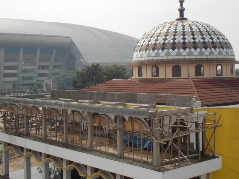 Masjid Abu Bakar GCA Gedebage Bandung
