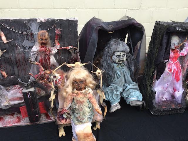 Walking Dead Zombie Dolls