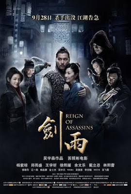 Reign Of Assassins 2010 DVD R1 NTSC Sub