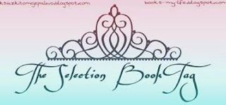 Selection Book Tag - original