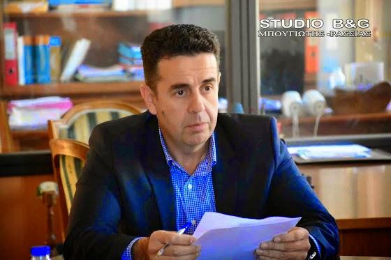 Δημήτρης Κωστούρος: Κατασκευάζεται ένα σημαντικό έργο υποδομής που θα βελτιώσει τα προβλήματα από τις πλημμύρες στη τοπική κοινότητα Άριας