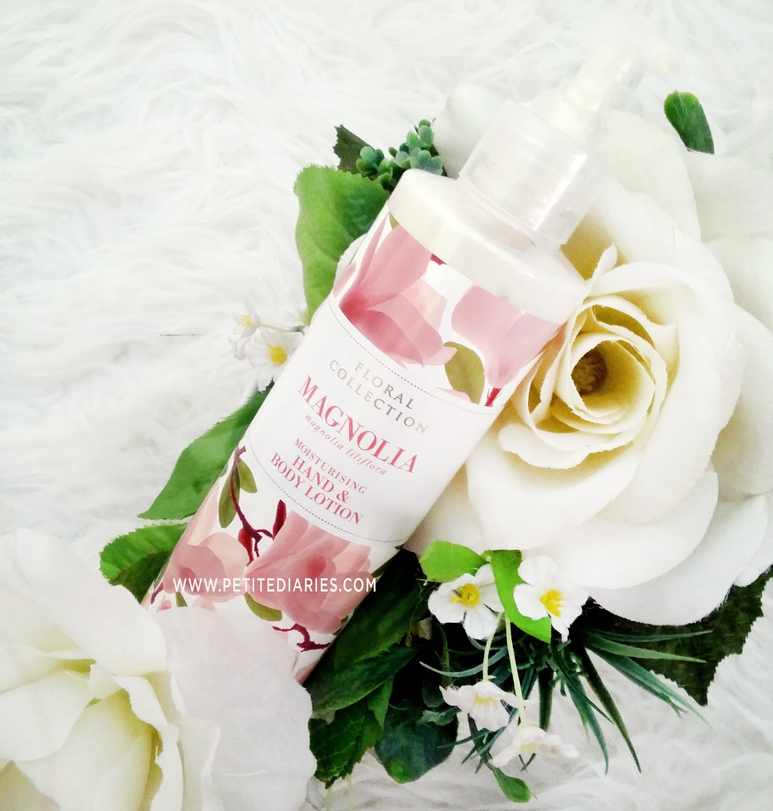 marks spencer cammelia body lotion review