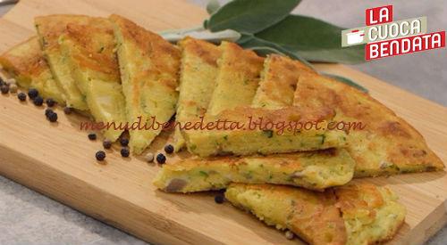 La Cuoca Bendata - Pancake di farinata ricetta Parodi
