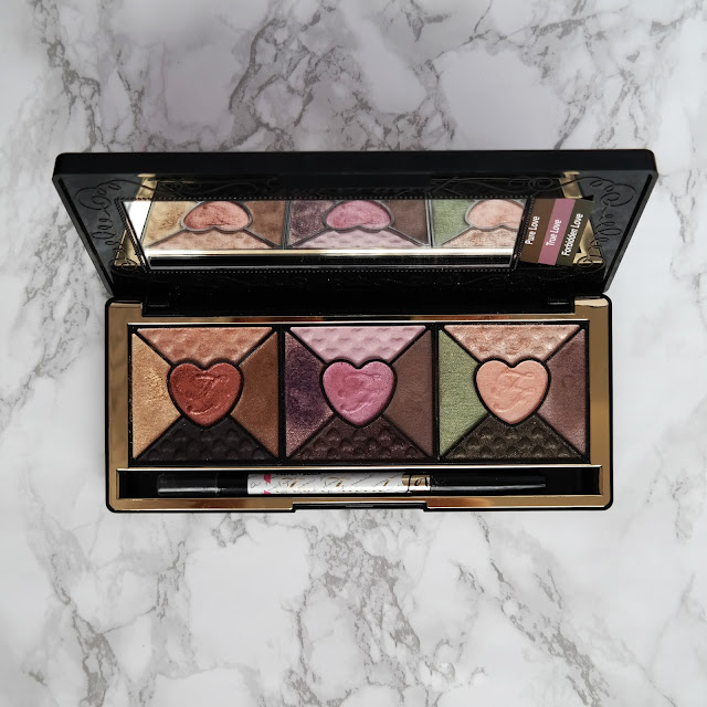 Too Faced Love kolory