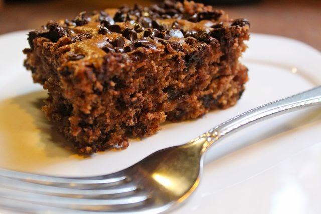 Choco Havermut Cake