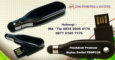 USB Stylus Swifel FDSPC28 Black, Flashdisk Promosi Plastik, Souvenir USB Flashdisk Stylus, Usb Plastik, USB FLASHDRIVE PLASTIK, usb plastik, usb stylus dengan harga termurah