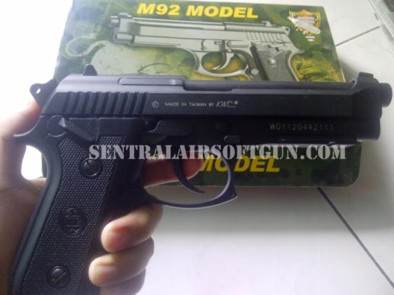 Jual Airsoft Umarex Revolver