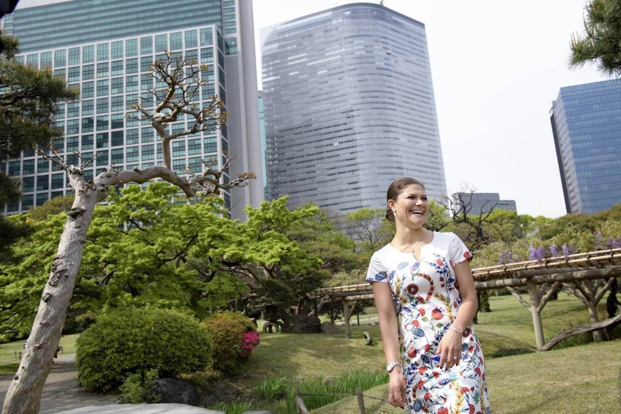 Royals fashion voyage au japon jour 3 for Jardin a visiter 78