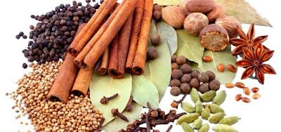 Cumin-Fenugreek-Cardamom-Cinnamon