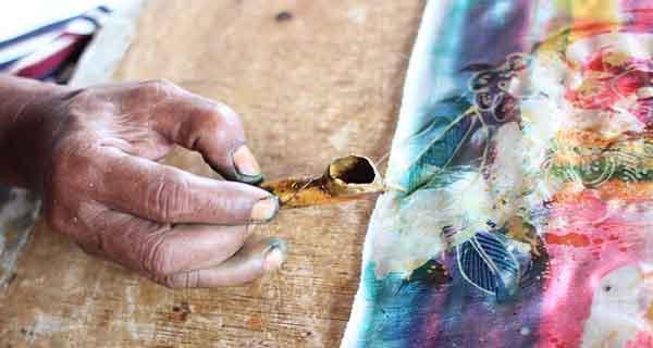 Teknik dan Proses Pembuatan Batik