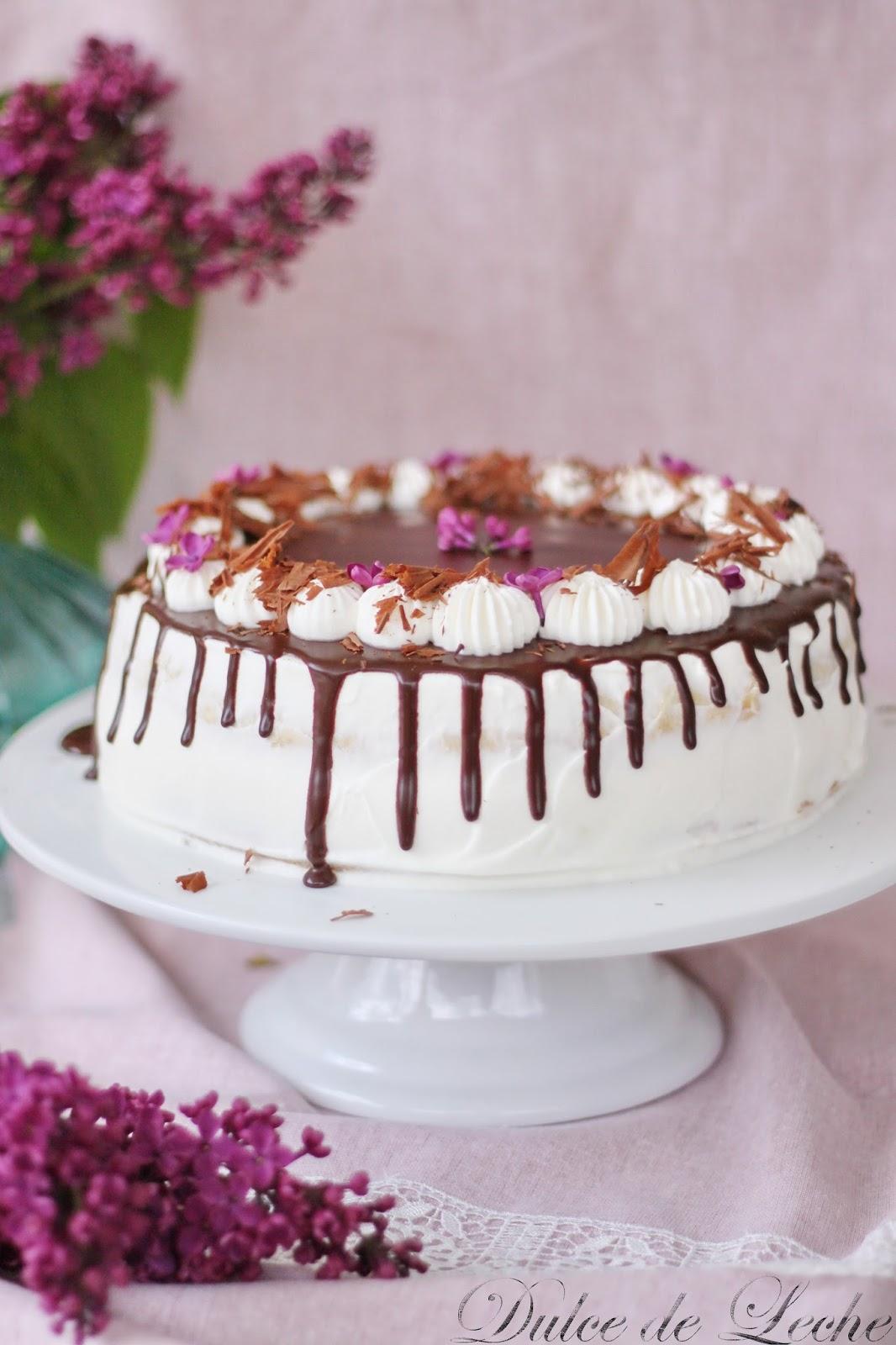 Višňovo šľahačková torta