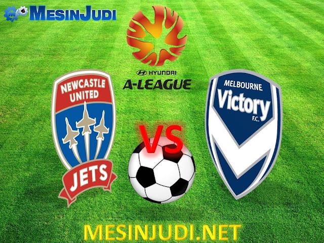 Prediksi Newcastle Jets Vs Melbourne Victory 13 Februari 2017