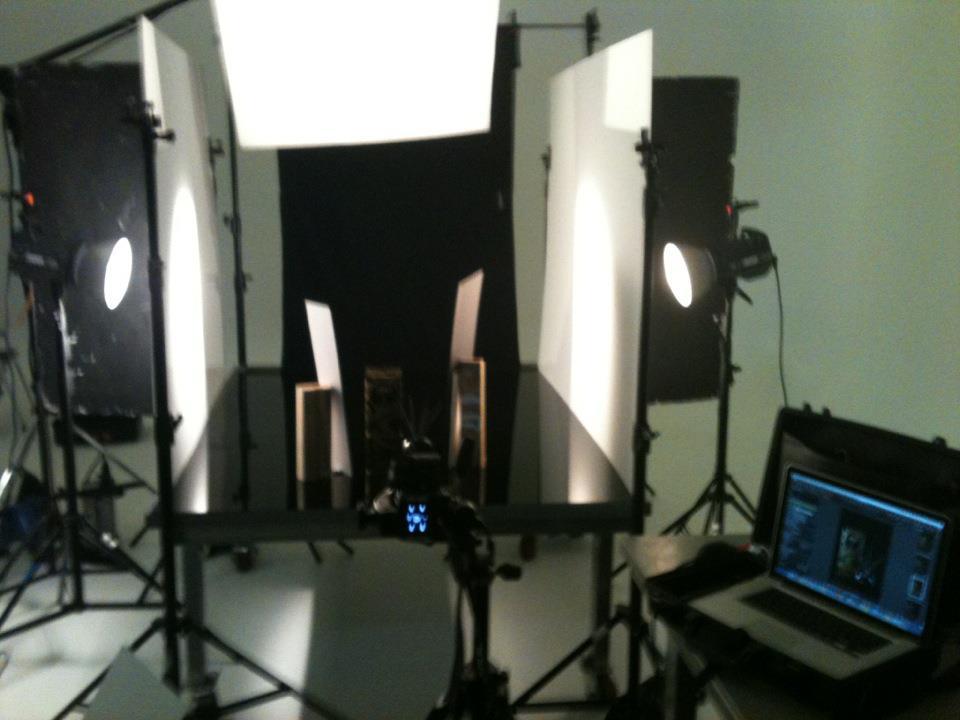 Cool Studio Lighting