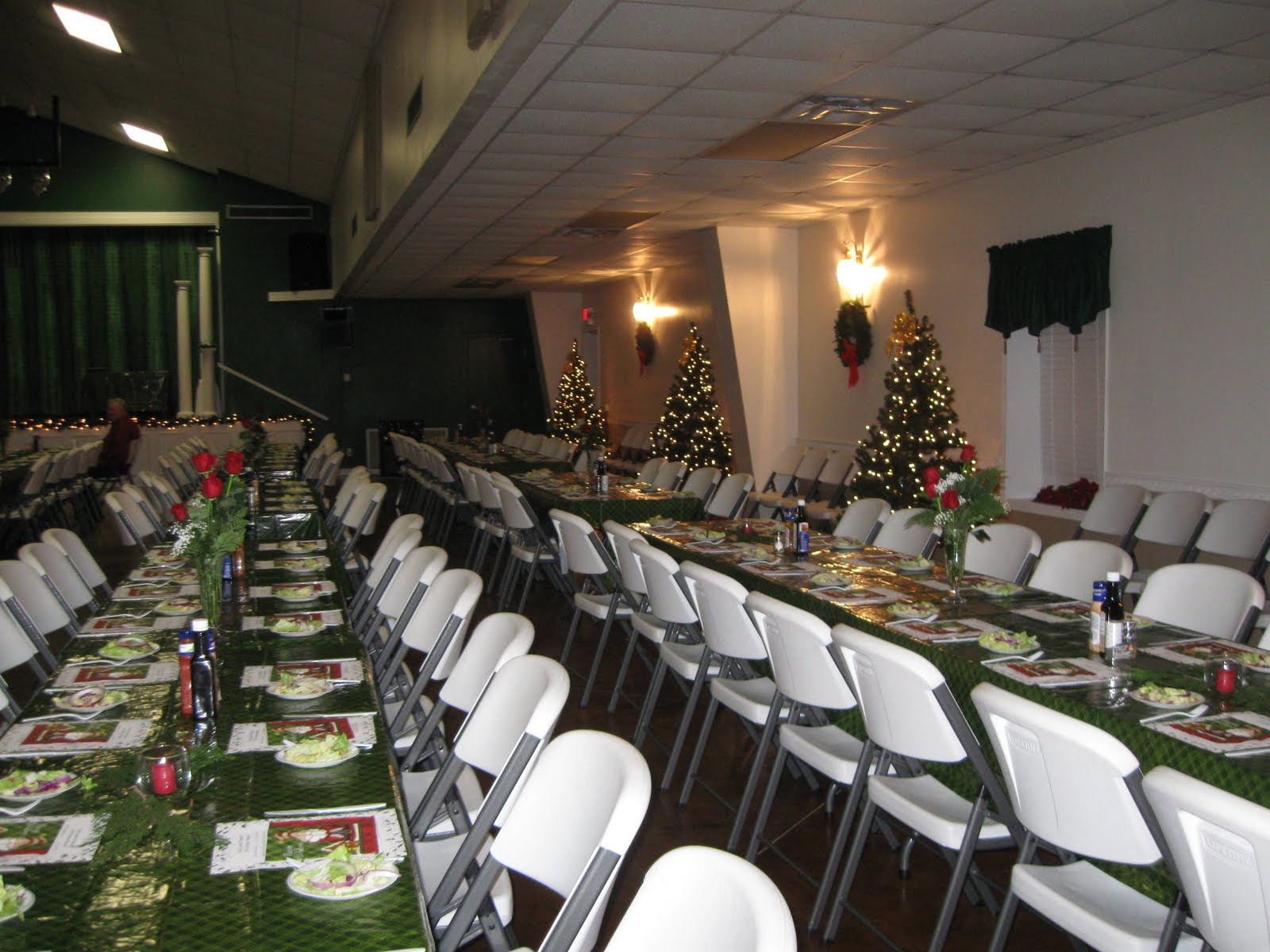 Lincoln Hall A Locally Owned Banquet Facility In Ruston Louisiana Boasts 4 800 60 X 80 Square Foot Room Commercially Equipped Kitchen