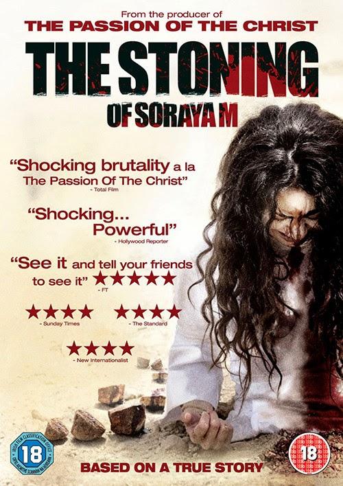 Poster do filme O Apedrejamento de Soraya M.