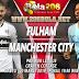 Prediksi Bola206 - Fulham VS Manchester City Premier League ( MENCARI 3 SKOR )