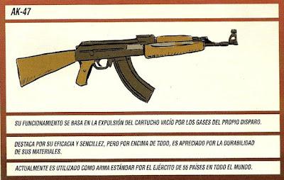 """Reseña de """"AK-47. La historia de Mijail Kalashnikov"""" de Sergio Colomino y varios autores - Norma Editorial"""