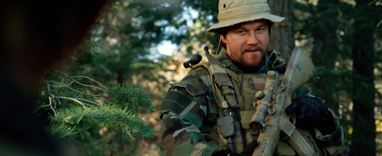 Lone Survivor - Marcus Luttrell's Backpack and Accessories