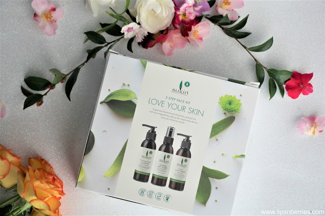 sukin love your skin 3 step face kit review