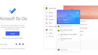 Microsoft To-Do, app per creare liste di cose da fare e promemoria