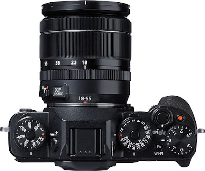 Harga dan Spesifikasi Kamera Fujifilm X-T1