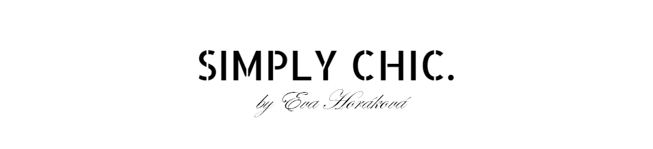 SIMPLY CHIC . SIMPLY TRAVEL