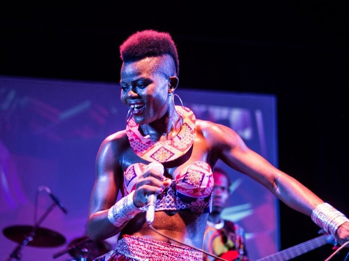 Wiyaala & Patchbay Shine at New World Festival in Isreal | Watch