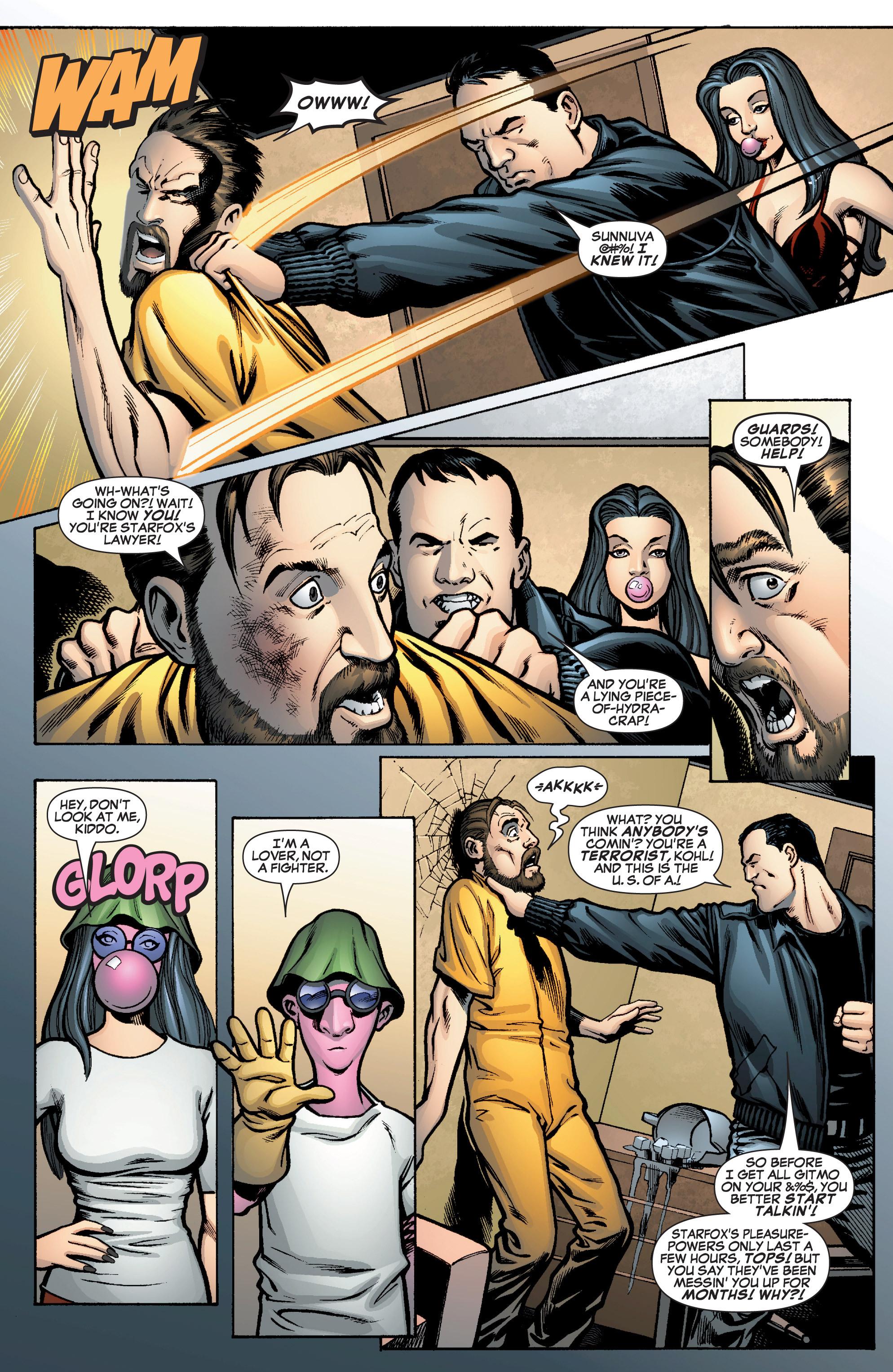 Read online She-Hulk (2005) comic -  Issue #10 - 8