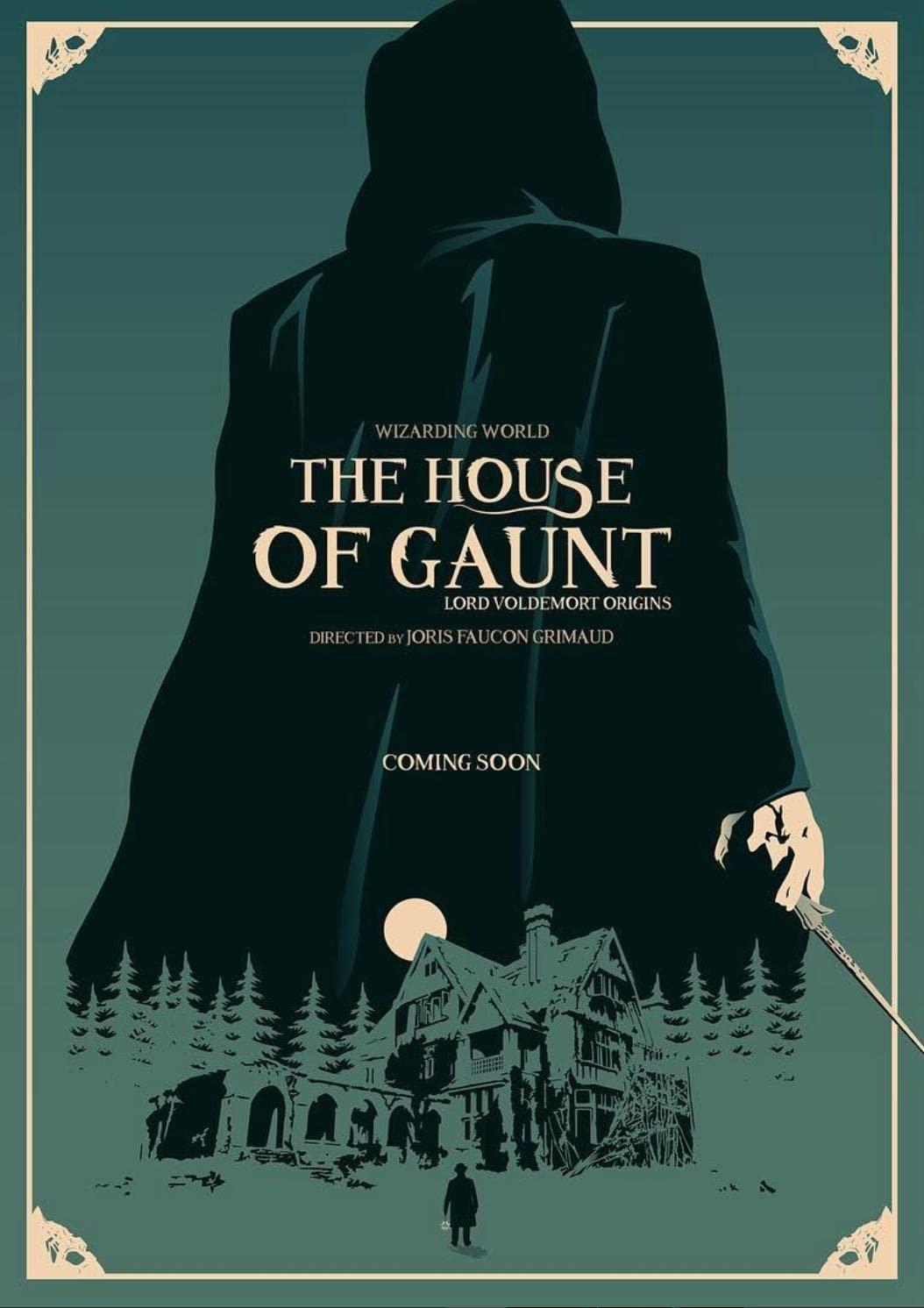 Gia Tộc Gaunt: Hồi Ký Của Chúa Tể Voldemort - The House Of Gaunt: Lord Voldemort Origins