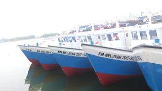Tempat Pemasaran Ikan Higienis PPN Kejawanan