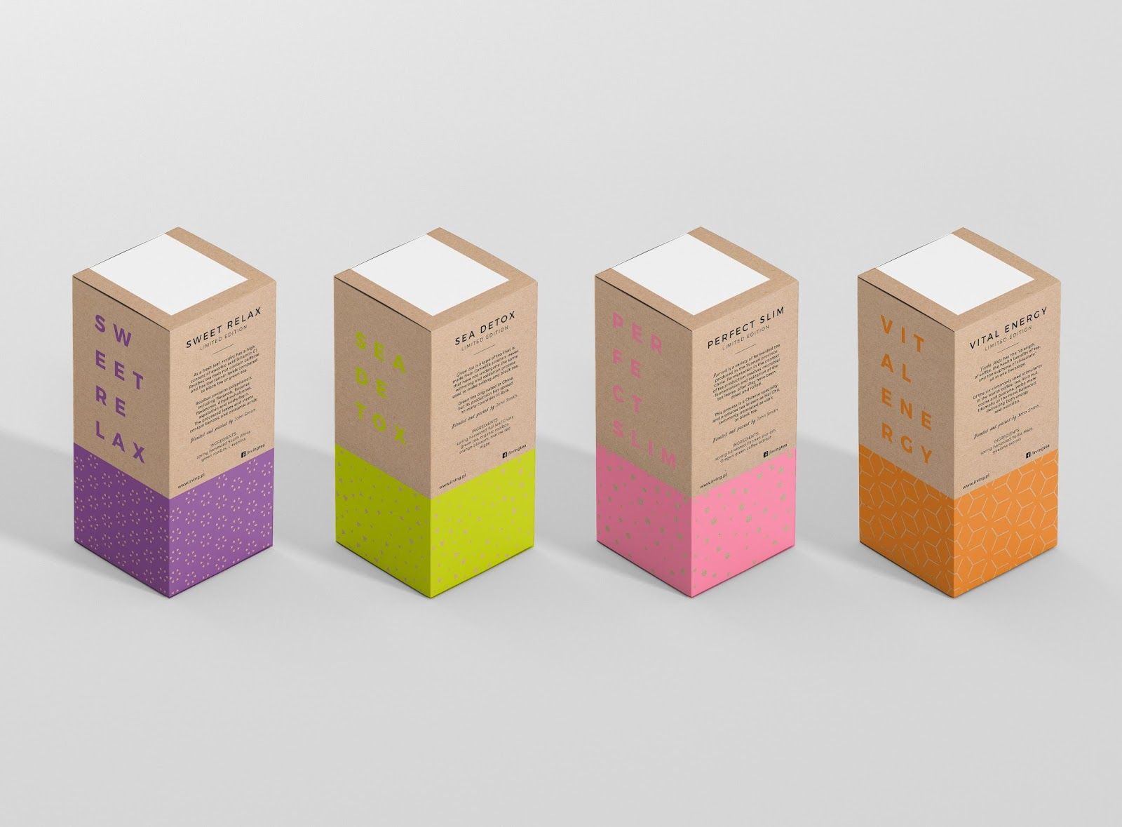 Irving (Student Project) on Packaging of the World ...