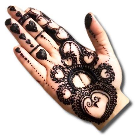 Heart Mehdni Designs