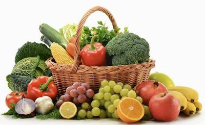 makanan sehat penderita Penyakit paru paru