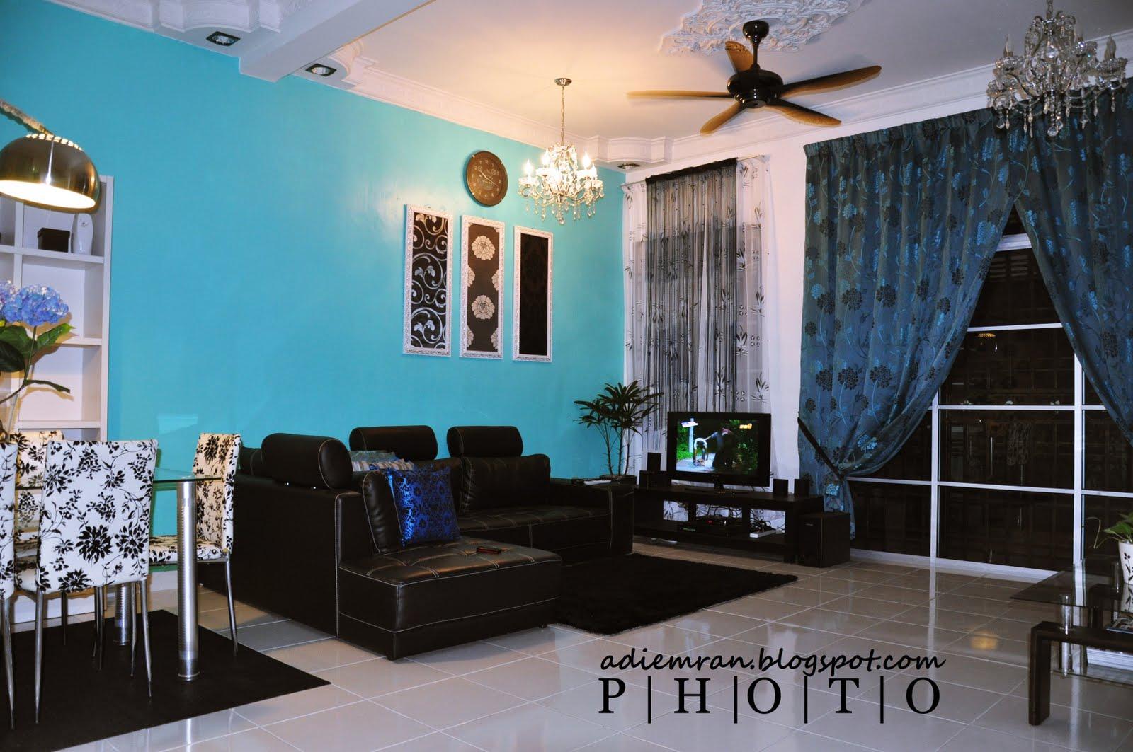 Rumahidaman2016 Gambar Ruang Tamu Moden Images