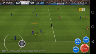 FIFA 14 v1.3.6 Mod 18 v2 by JOGRESS Android