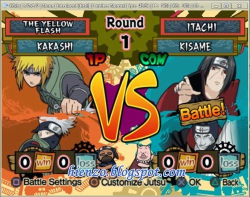 Naruto Shippuden Ultimate Ninja 5 PC (ISO) - EmperorArts