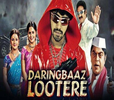 Daringbaaz Lootere (2019) Hindi Dubbed 720p HDRip x264 1GB Movie Download