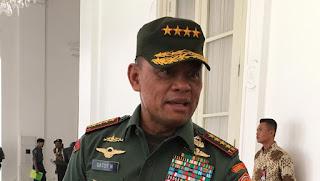 Panglima TNI : yang memicu kerusuhan saat demo 4 Nov Bukan Peserta Aksi Namun Kelompok Lain - Commando