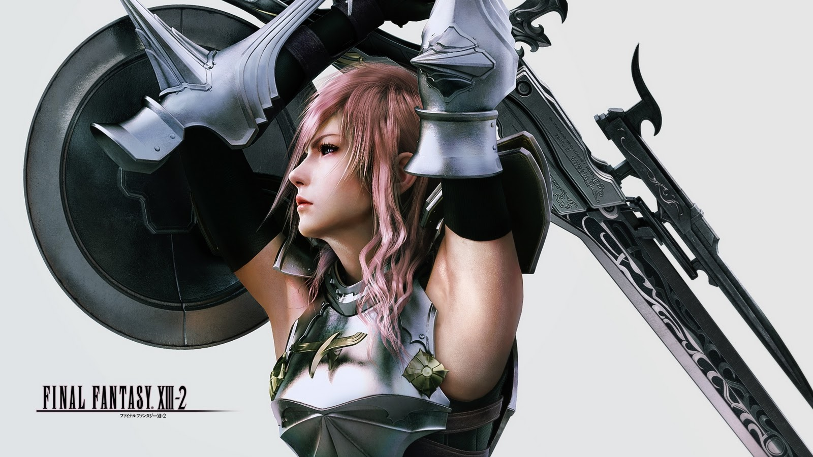 The Bing Final Fantasy Xiii 2 Game Wallpaper