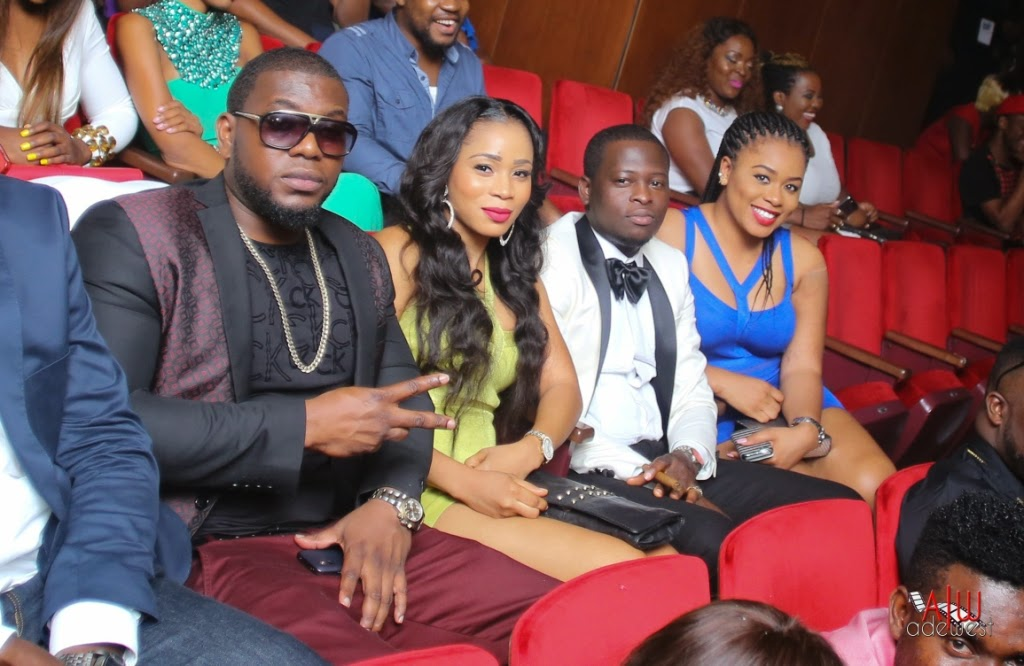 P67A0522 Red carpet photos from 2014 Nigeria Entertainment Awards