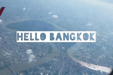[ASEAN Trip - Day 6] Hello Bangkok
