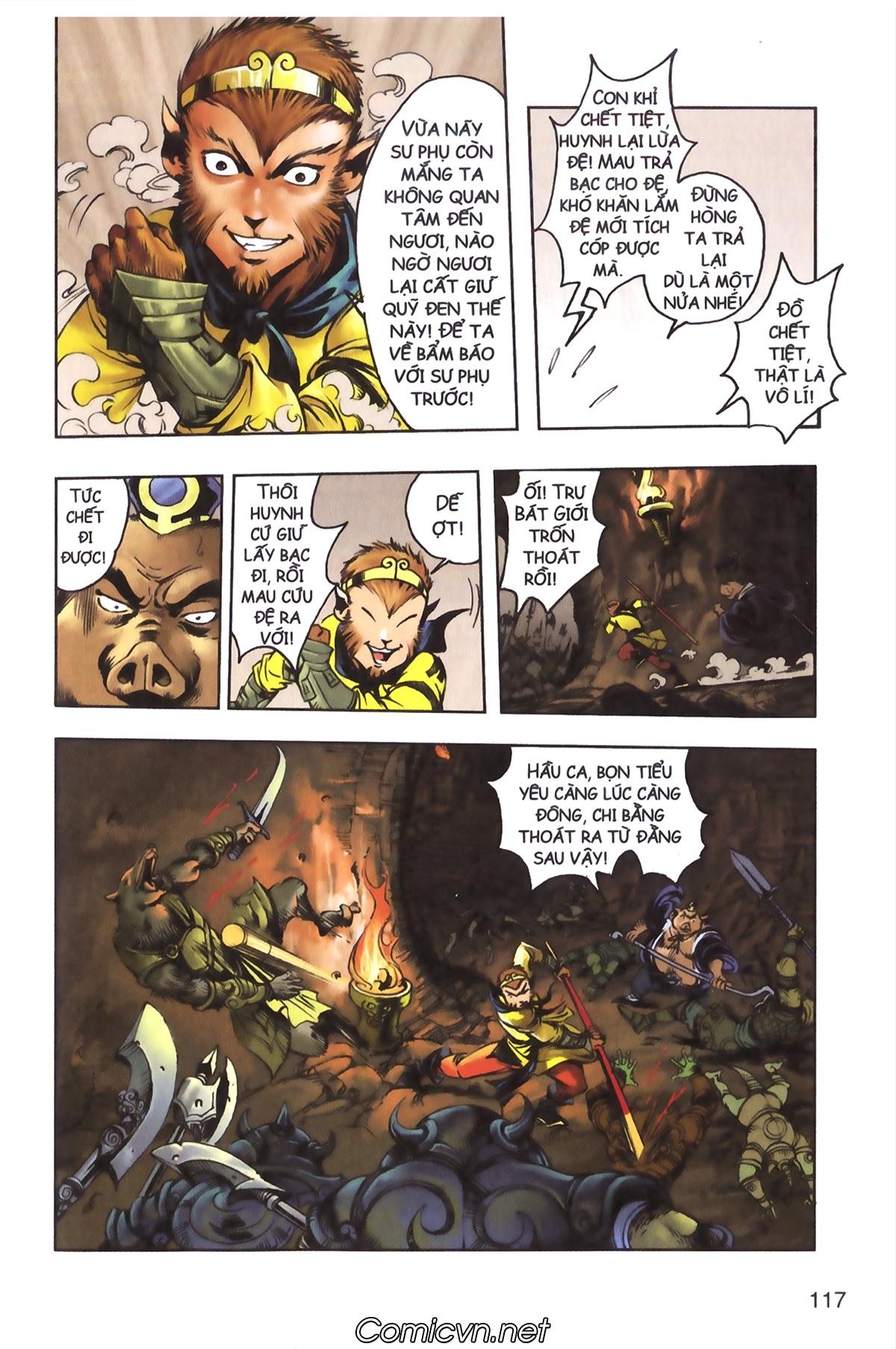 Tây Du Ký màu - Chapter 122 - Pic 5