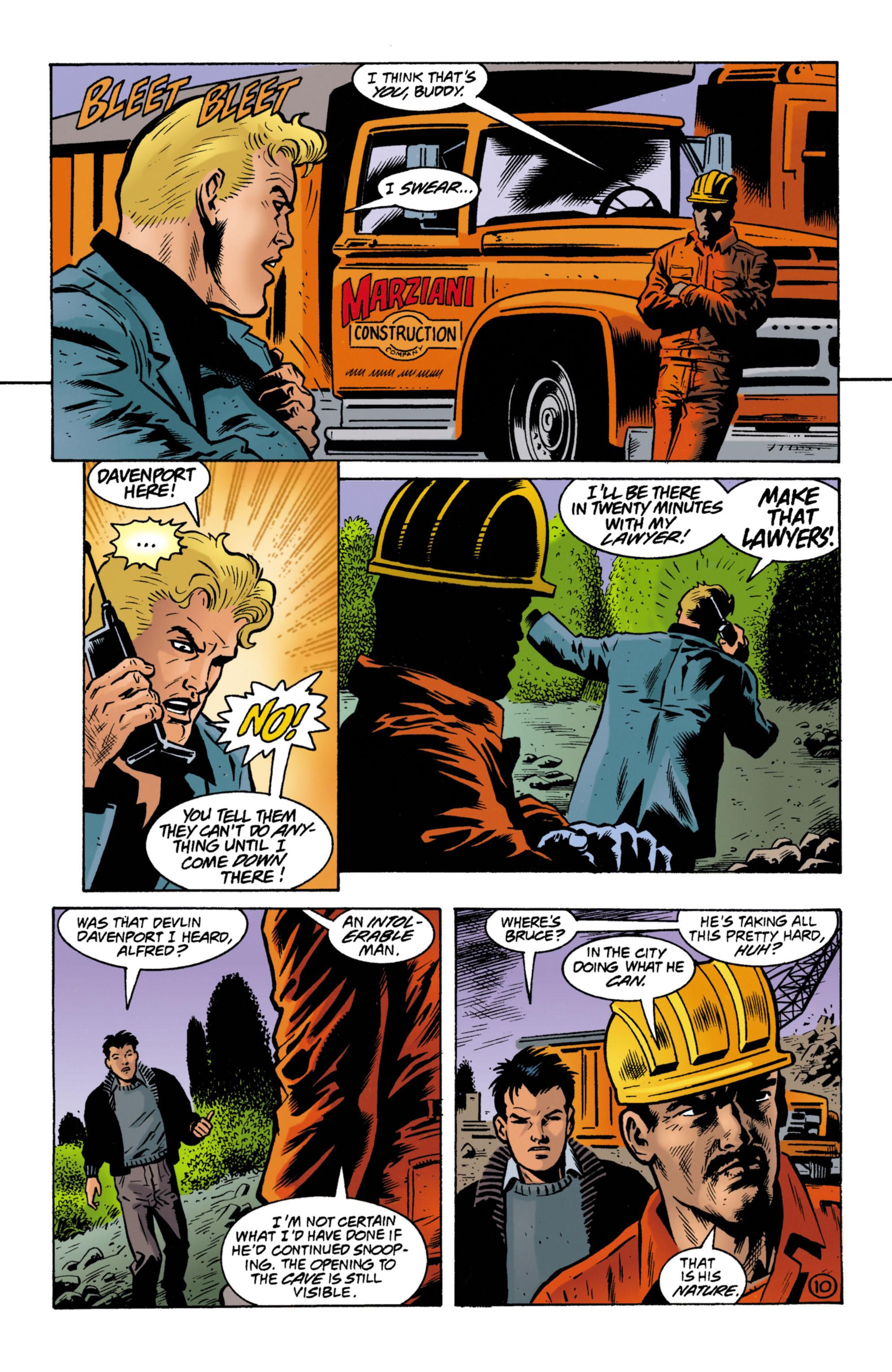 Detective Comics (1937) 724 Page 10