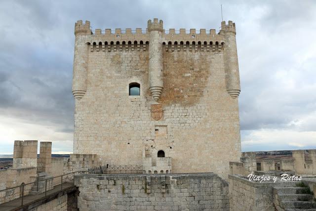 Torre del homenaje, Peñafiel, Valladolid