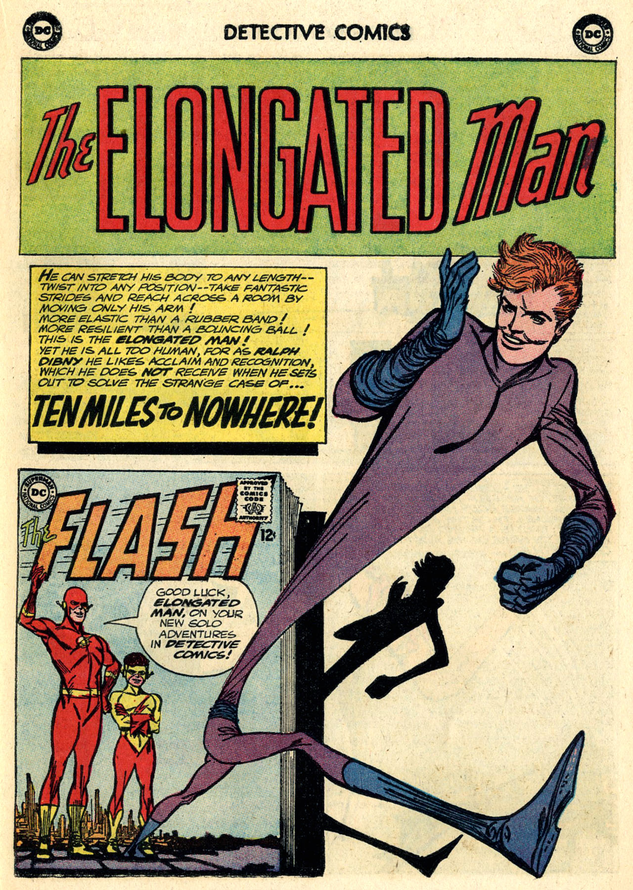Detective Comics (1937) 327 Page 22