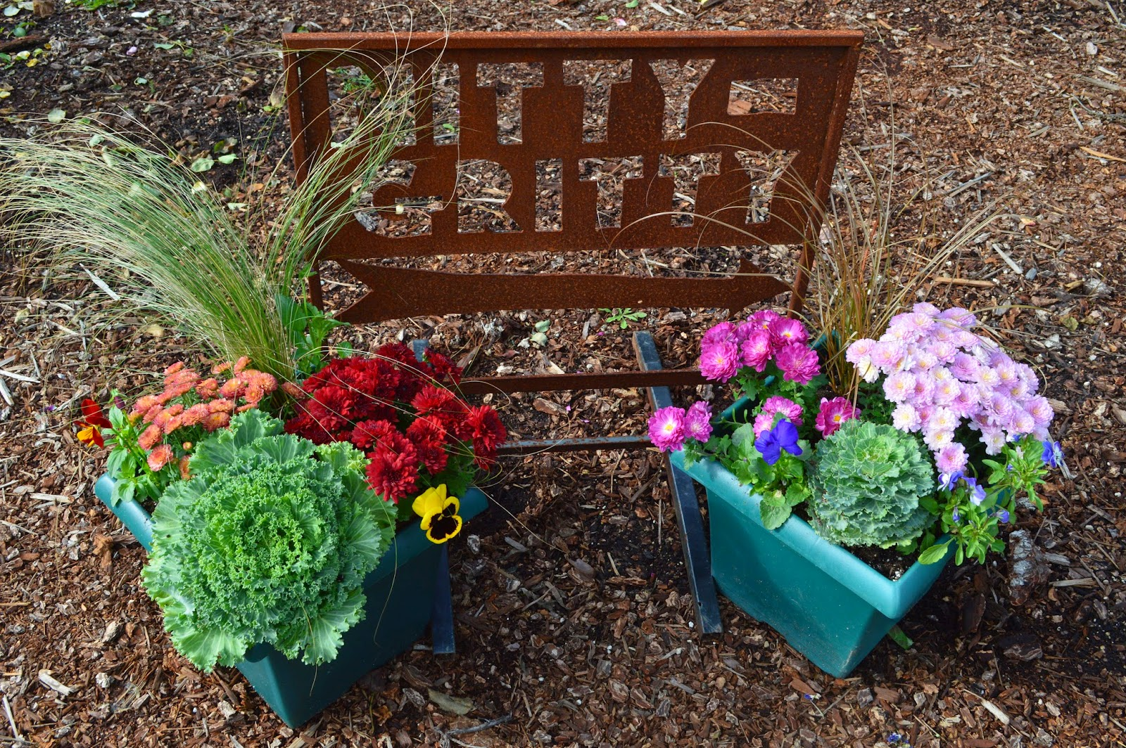 The Nitty Gritty Potager: October Garden Ramblings